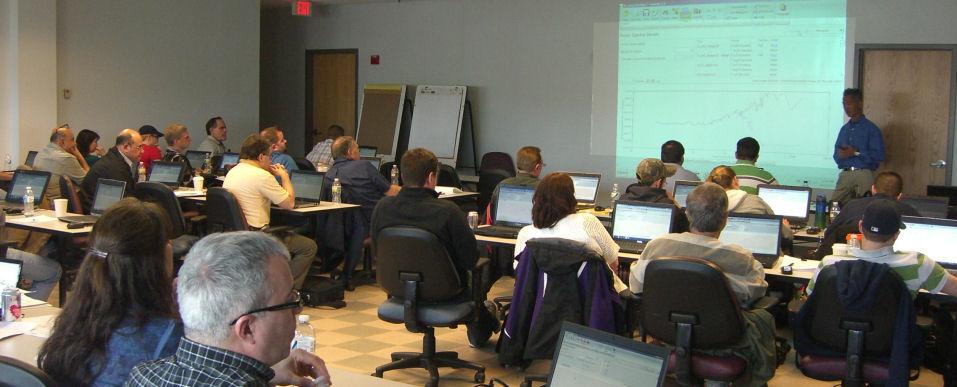 ProVAL workshops in Rhode Island